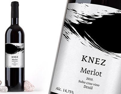 Knez Merlot & Merlot Barrique