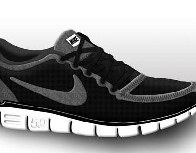 Mon soulier droit