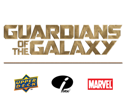Guardians of the Galaxy Upperdeck Set