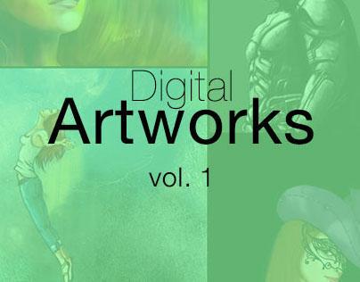 Digital Artworks vol. 1