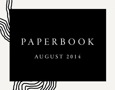 PaperBook: August 2014