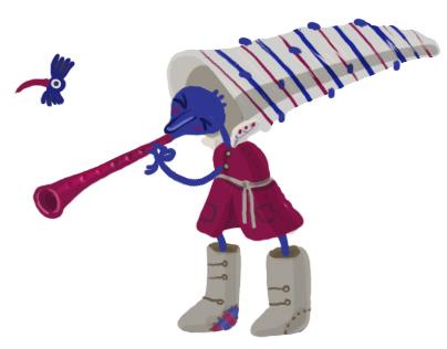 Fairytale Creatures animated