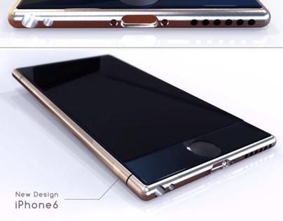 iPhone6 design prototype