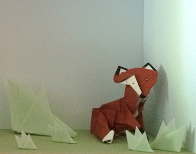 The Little Prince - Origami