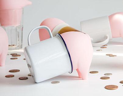 Greedy Piggy Bank