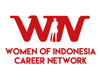 Women of Indonesia Career Network branding