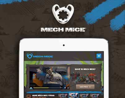 Mech Mice MMO