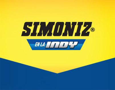 Simoniz en la Indy