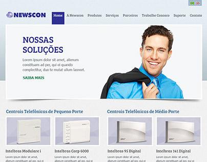 Newscon Website