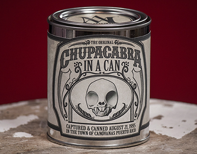 Chupacabra in a Can