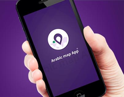 Arabic Map App.,