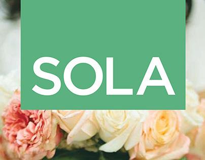 Sola Bridal Website