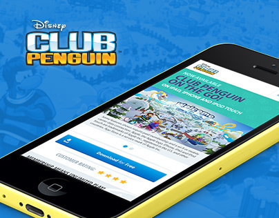 Club Penguin Mobile