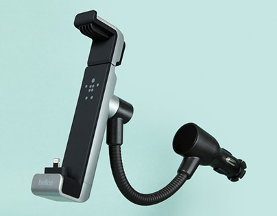 Belkin Car Navigation + Charge Mount