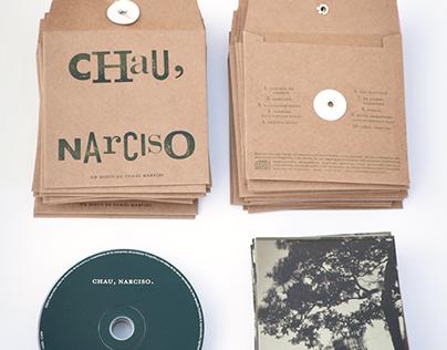 Chau Narciso :: Diseño de CD
