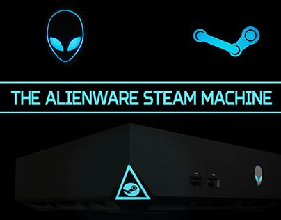 Alienware The Steam Machine Promo