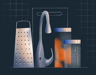 Digital Illustrations 2020