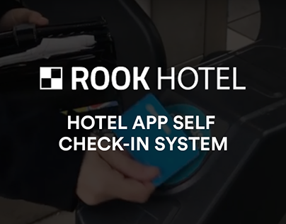 Hotel Self Check-In System, Project In progress
