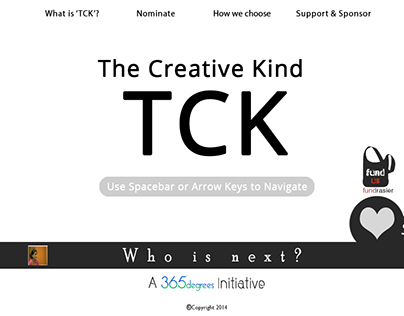 TCK Website Design