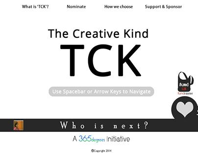TCK Website Design