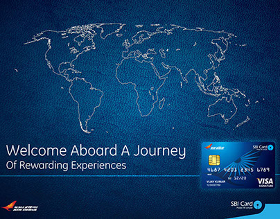 SBI Air India Online Booklet