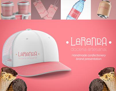 LARANDA - confectionery store Branding