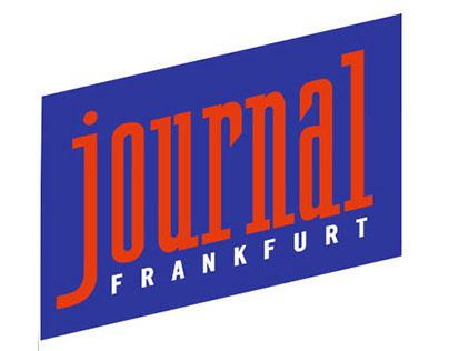 Editorial/Cover Design for JOURNAL FRANKFURT