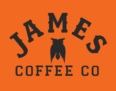 James Coffee Co. Logo Animation