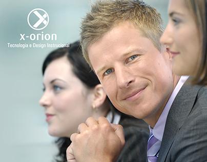 X-Orion - Branding