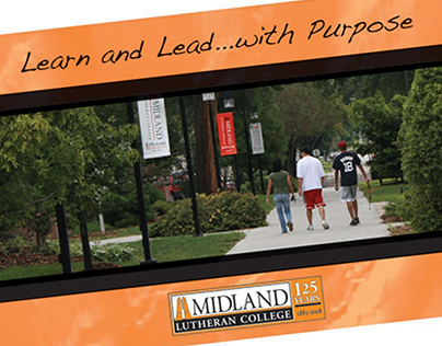 Midland Lutheran College Recruiting Brochure, 2007