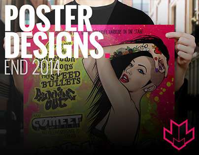 Poster Designs 2014