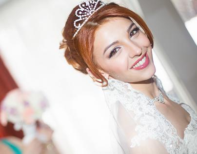 Bridal Makeup-Alexandra