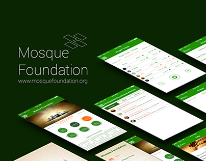 Mosque Foundation iPhone App