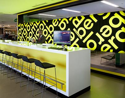 Hub at London City Airport