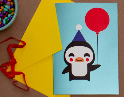 Laura Osorno for Papyrus & Recycled Paper Greetings