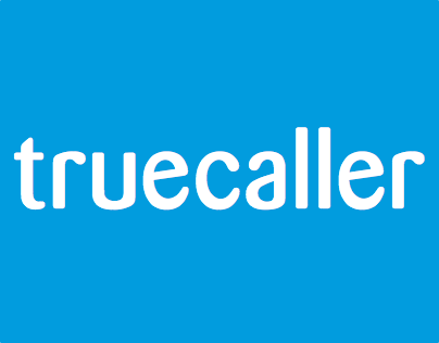 Truecaller for Android Mockup