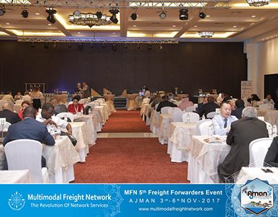 MFN Ajman 2017 Freight Forwarders Event ( meeting )