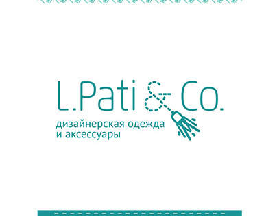 L. Pati & Co Identity