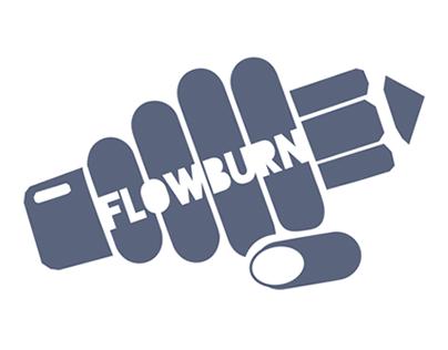 Flowburn - Logo Design