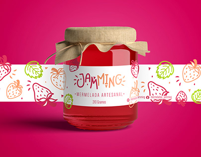 Jamming Mermelada Artesanal