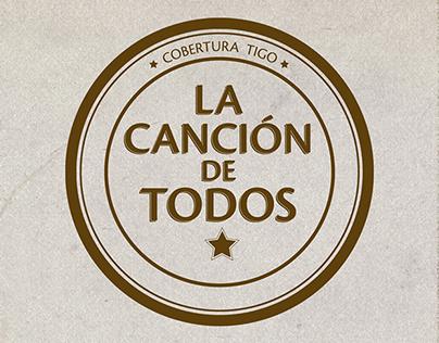 Tigo La Canción de Todos 2011-2012