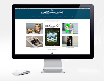 Website Design & Dev | Stilemaschile.it