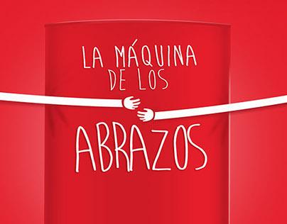 Coca-Cola Abrazos 2014