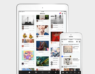 Behance for iOS