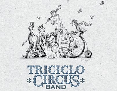 Triciclo circus band. Cada vez | Cover