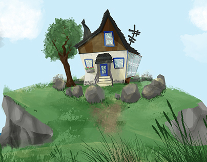 Backgrounds for my Thesis Project