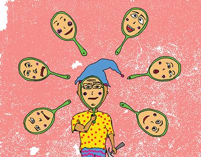 Ilustrando Dudas Drawing Contest  Part 1/Illustration