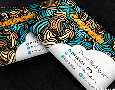 TRciopelo / Bussines Card