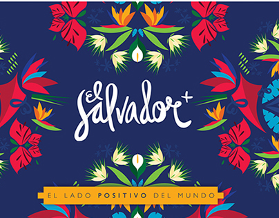 El Salvador+ El Lado Positivo Del Mundo
