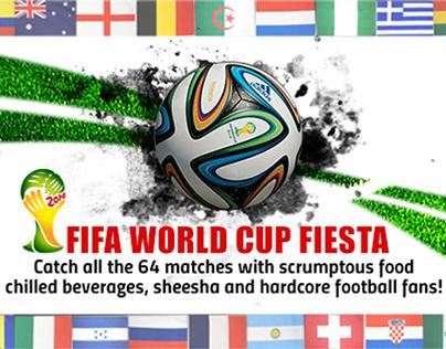 FIFA 2014 :Social Media Marketing